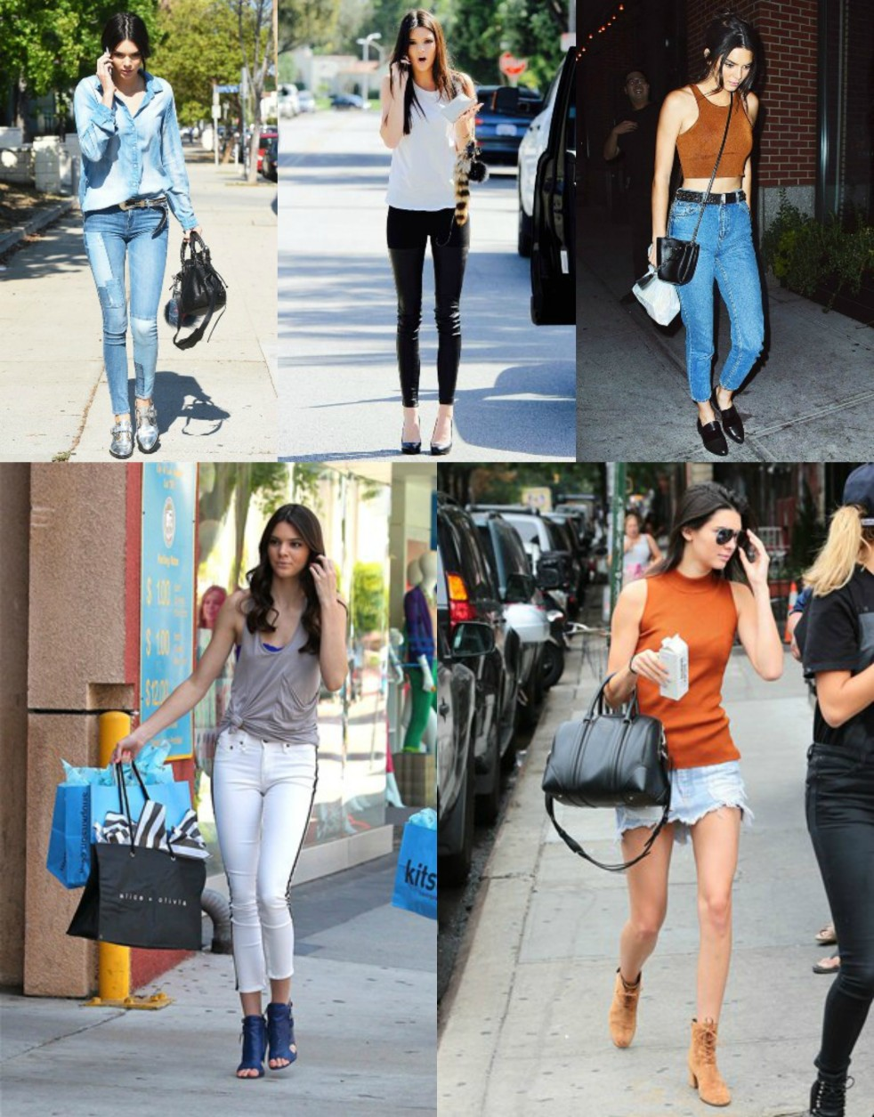 Kendall Jenner Styles to follow