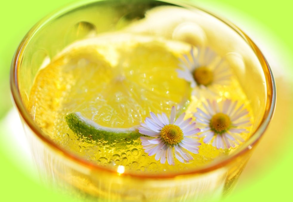 Drinks with natural ingredients for weight loss