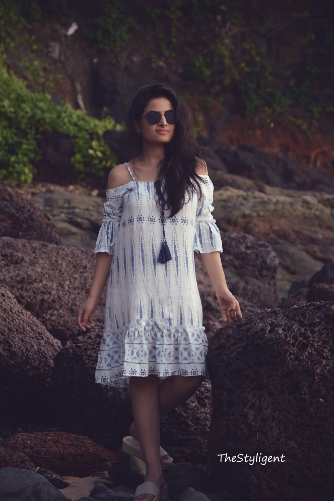 Styligent Goa Vacations beach dress