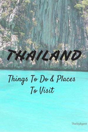 Thailand Visit 2